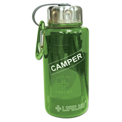 Lifeline Camper in a Bottle (GREEN ONLY) - 28 Piece