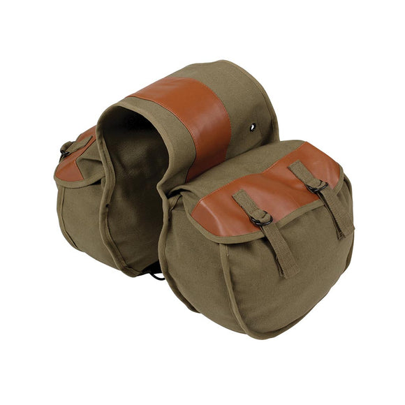Saddle Bag - Canvas