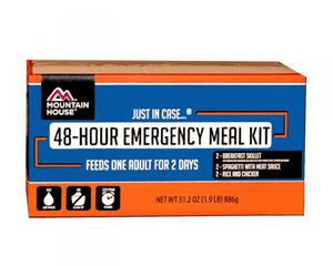 Just in Caseƒ?? 2-Day Emergency Kit