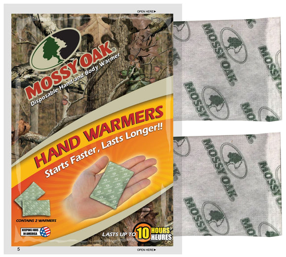 M353 - Mossy Oak Mini Hand Warmers