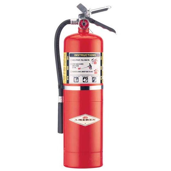 Amerex 5 LBS ABC Fire Extinguisher.