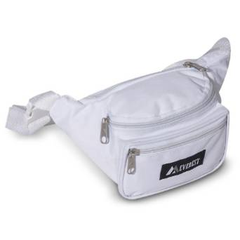 Everest Signature Waist Pack - Standard - White
