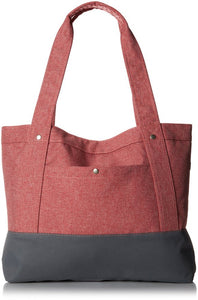 Everest Stylish Tablet Tote Bag - Coral