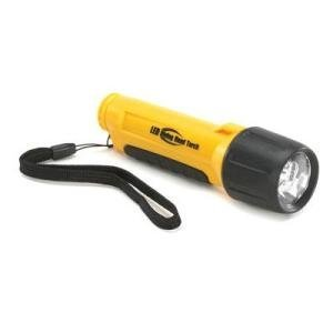Stansport Waterproof 4 Bulb LED Flashlight