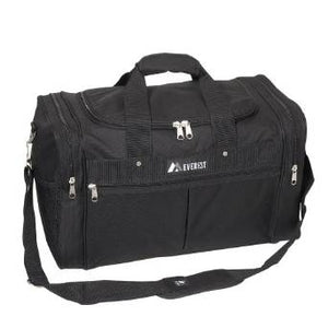 Everest Luggage Travel Gear Bag - Large - Black