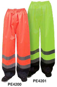 ANSI E-Class Ice Cool Waterproof Pants