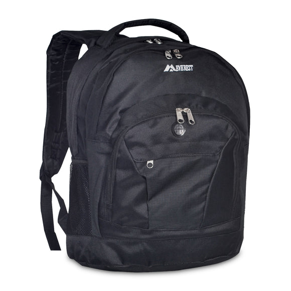 Everest-Deluxe Double Compartment Backpack