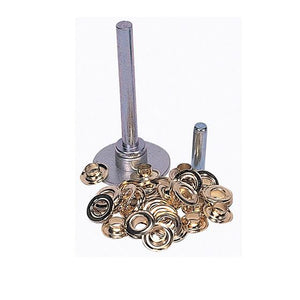 Grommet Kit - Brass
