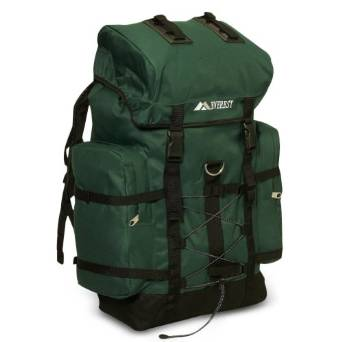 Everest Hiking Backpack - Green