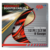 Lifeline AAA 12'/8G Booster Cables