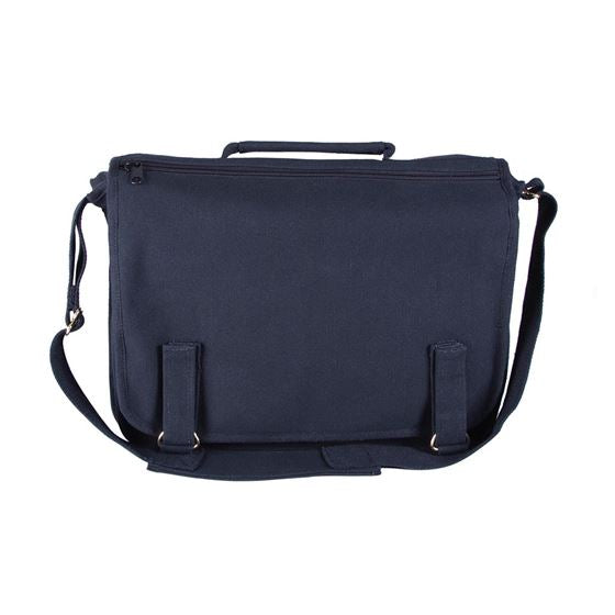 European School Bag - Black