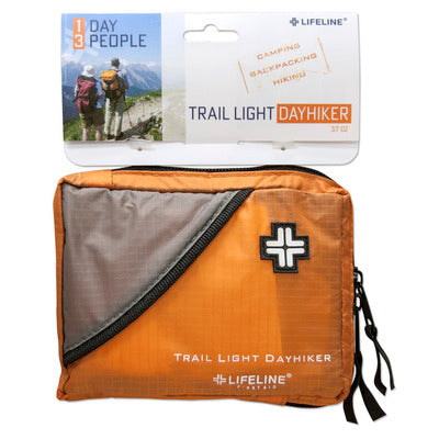Lifeline Trail Light Dayhiker - 57 Piece