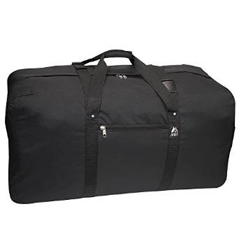 Everest Cargo Duffel - Large  - Black