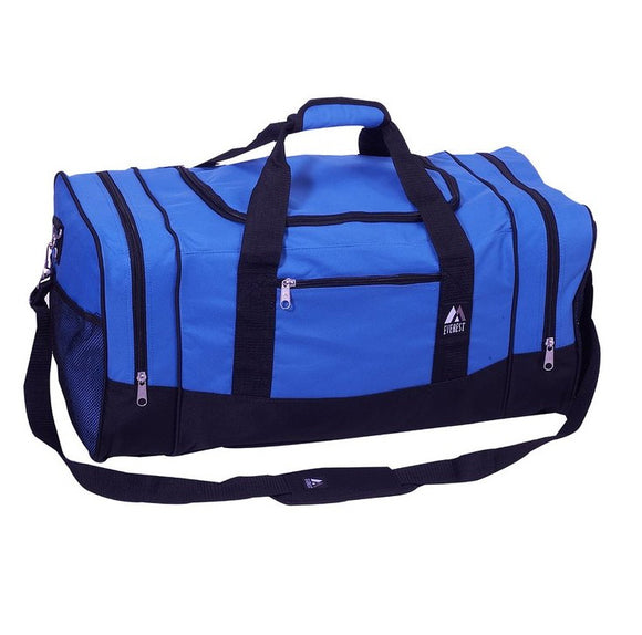 Everest Luggage Sporty Gear Bag - Large - Royal Blue