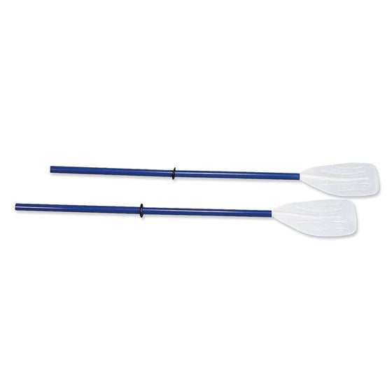 French Style Oars ƒ?? 49 In - 3 Pc