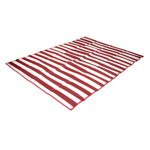 "Tatami Ground Mat - 60"" X 78"" - Red"