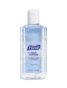 Purell Instant Hand Sanitizer - 4 Ounce Bottle
