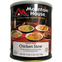 Mountain House Chicken Stew