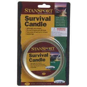 Stansport Survival Candle
