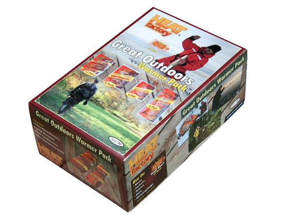 1202 - Outdoor Pack Variety Box