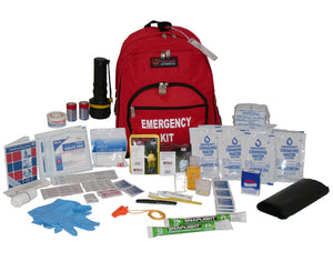 Emergency Survival Kit - 1 Person - 3 Day/72 Hour