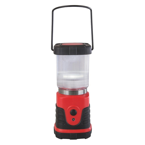 Standing or Hanging Lantern with 150 Lumen Cree Bulb