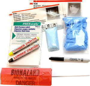 Protection Kit Equipment Triage Upgrade Kit