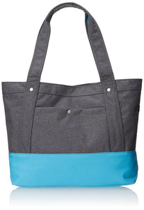 Everest Stylish Tablet Tote Bag - Charcoal