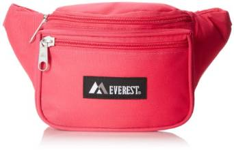 Everest Signature Waist Pack - Standard - Hot Pink