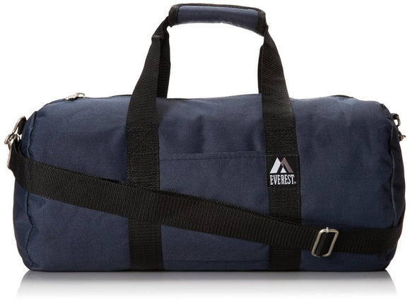 Everest 16-Inch Round Duffel - Navy