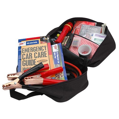42 Piece Car Emergency Kit
