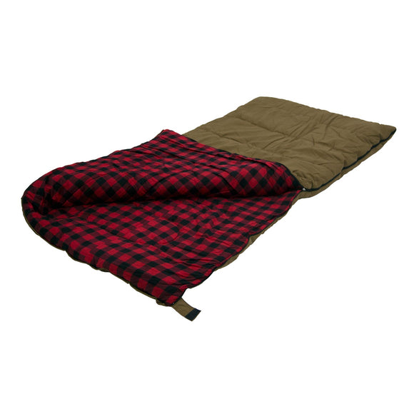 Kodiak Canvas 6 LB Sleeping Bag -39 IN X 81 IN