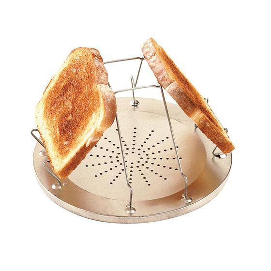 Folding Camp Stove Toaster- Boxed