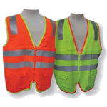 ANSI Certified Vest with contrasting outline