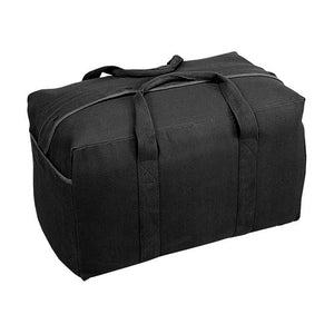 Parachute/Cargo Bag - Black