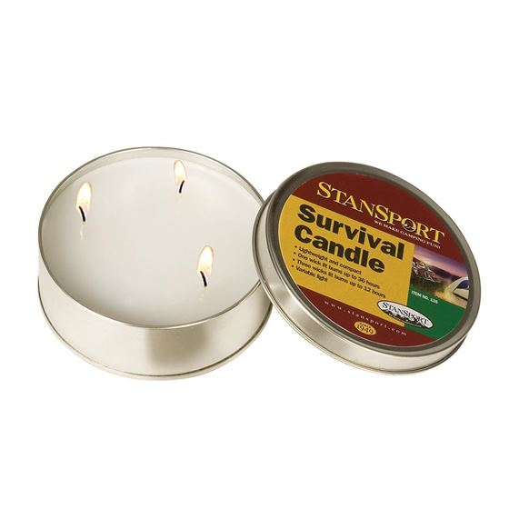 Survival Candle - 36 Hour