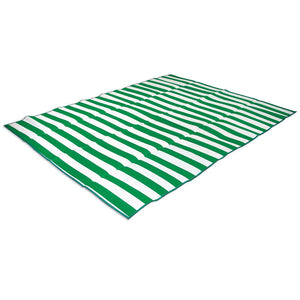 "Tatami Ground Mat - 60"" X 78"" - Green"