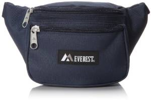 Everest Signature Waist Pack - Standard - Navy