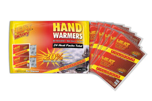 1964-1 - Hand Warmer Big Pack - 12 pairs