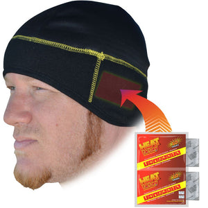 596 - Heated Contour Beanie Men's