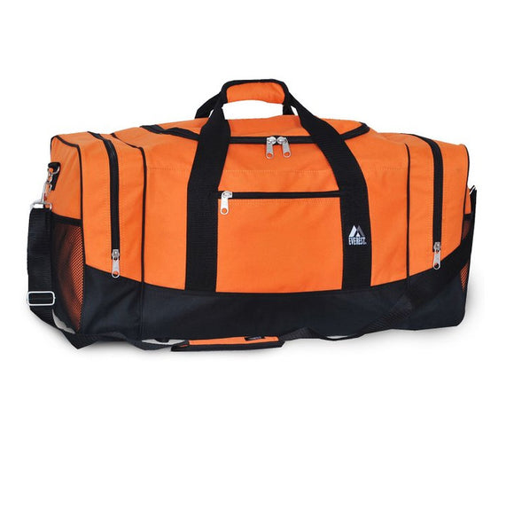 Everest Luggage Sporty Gear Bag - Large - Orange