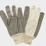 Canvas with Dots - Cotton Gloves