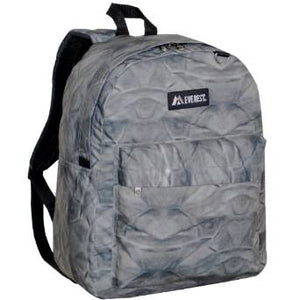 Everest Luggage Classic Backpack - Gray Rock