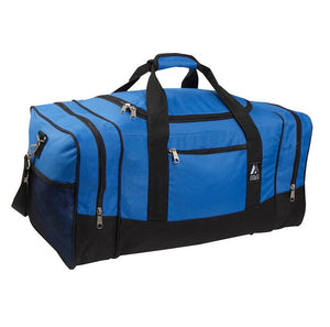 Everest Luggage Sporty Gear Bag - Large - Ocean Blue