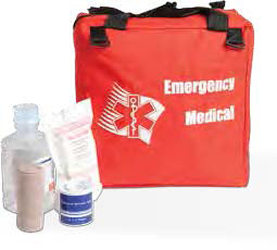 Major Emergency Medical Kit