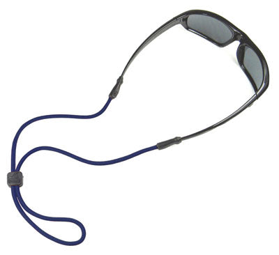 3MM Universal Fit Nylon Rope Eyewear Retainers - Navy Blue
