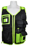 Utility Surveyor Safety Vest - National CERT logo