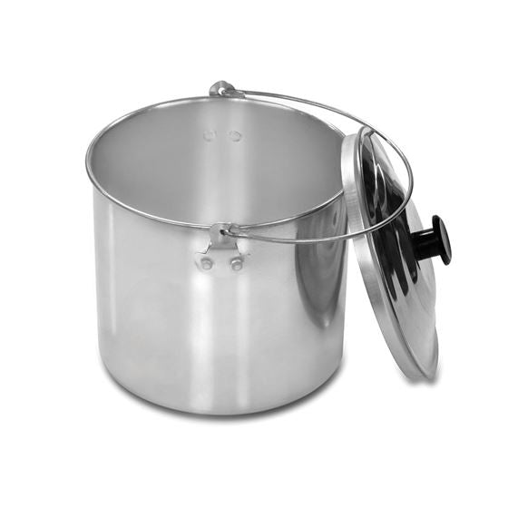 2.5 Quart Aluminum Cook Pot With Lid