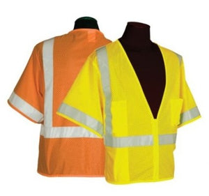 Ultra-Cool Economy Mesh Vest with Sleeves, Class 3
