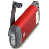 American Red Cross Clipray Flashlight Red